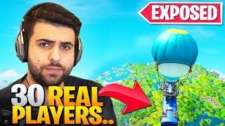 Exposing The BIG Problem with BOTS in Fortnite...