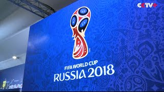 Schedule Unveiled for 2018 FIFA World Cup