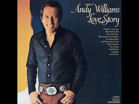 andy williams  for the good times  hifistereo