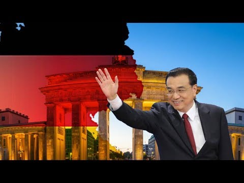 Chinese Premier Li Keqiang in Germany to improve EU ties