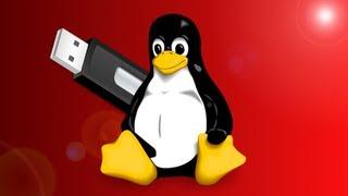 Linux-Distributionen über USB-Stick installieren!