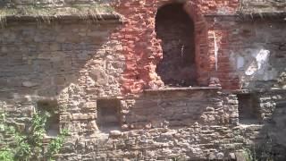 Dukla - ruiny synagogi, podkarpackie