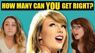 Taylor Swift Lyric or Hallmark Movie Quote?