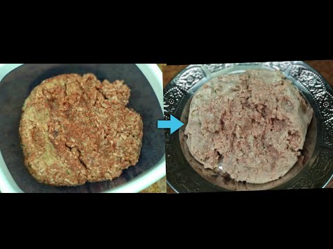 Qeema wash krne ka asan or perfect tariqa/how to properly wash minced meat