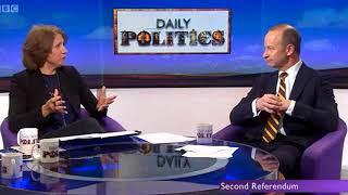 Farage wants a second referendum but UKIP says NO!