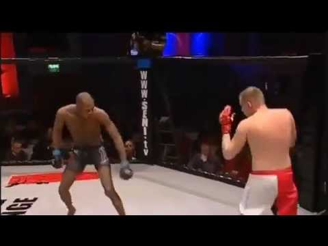 Best knockdown in MMA _ New 2014
