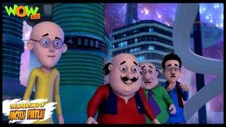 Motu Patlu ki Inter Planet Diwali | Motu Patlu in Hindi | 3D Animation Cartoon | As on Nickelodeon