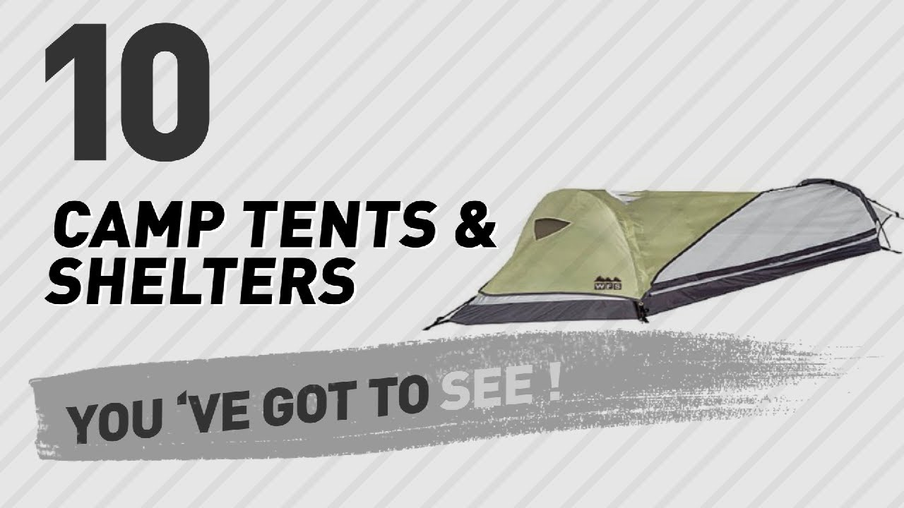 World Famous Sports Top 10 Best Sellers // C& Tents u0026 Shelters  sc 1 st  YouTube & World Famous Sports Top 10 Best Sellers // Camp Tents u0026 Shelters ...