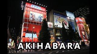 El paraíso otaku de AKIHABARA [JAPÓN]