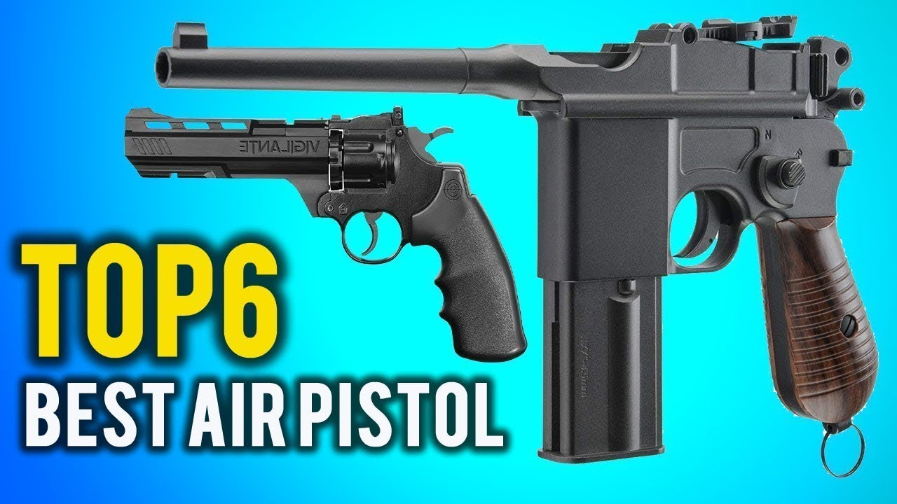 Most Powerful Air Pistol in the World - Top 6 Best Air Pistol 2019