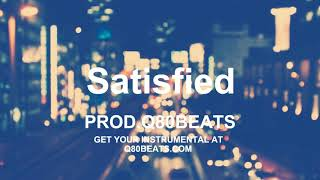 """Satisfied"" Hip Hop Instrumental Old School Rap Prod Q80Beats"