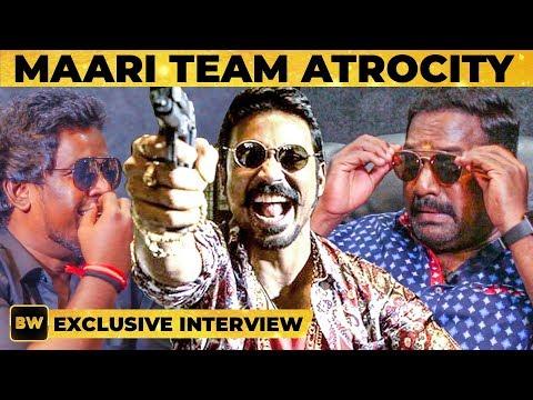 'த்தா-னு தான் Sai Pallavi கூப்புடும்' -Robo Shankar's Maari Shooting Atrocities   Dhanush   MY 414