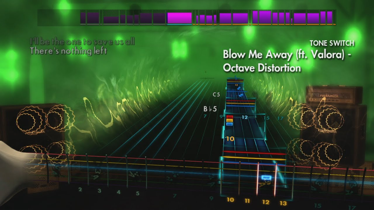 Rocksmith: All-new 2014 Edition - Breaking Benjamin: So Cold 2015 pc game Img-3