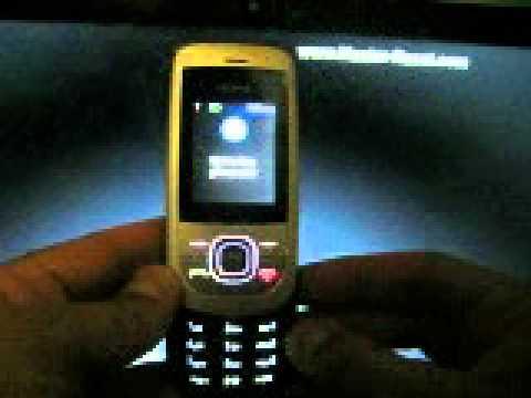Nokia 2220 Hard Reset