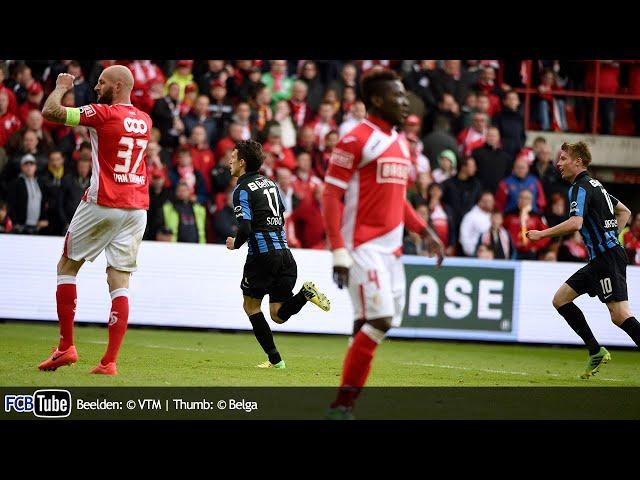 2013-2014 - Jupiler Pro League - PlayOff 1 - 08. Standard - Club Brugge 0-1