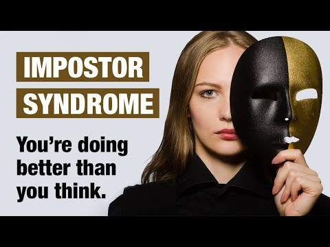 Impostor Syndrome and How To Overcome It