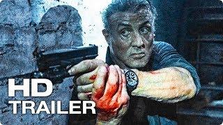 ПЛАН ПОБЕГА 3 Русский Трейлер #1 (2019) Дэйв Батиста, Сильвестр Сталлоне Action Movie HD
