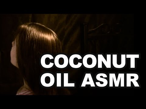 ASMR Hair Brush, Coconut Oil Tangle Teezer, Boar Bristle, Massage