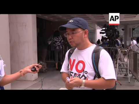 Filipino maid wins landmark HK case on residency
