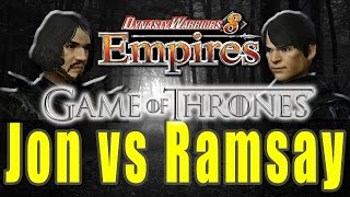 GAME OF THRONES | Dynasty Warriors 8 Empires: CATCH UP!!