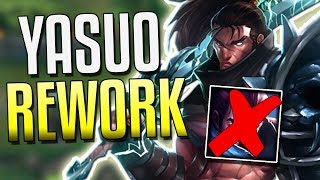 YASUO REWORK CONFIRMED BY RIOT!? Incoming Soon!! | League of Legends
