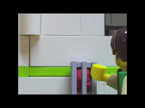 Camping With Lego Spy Guy Trailer thumbnail