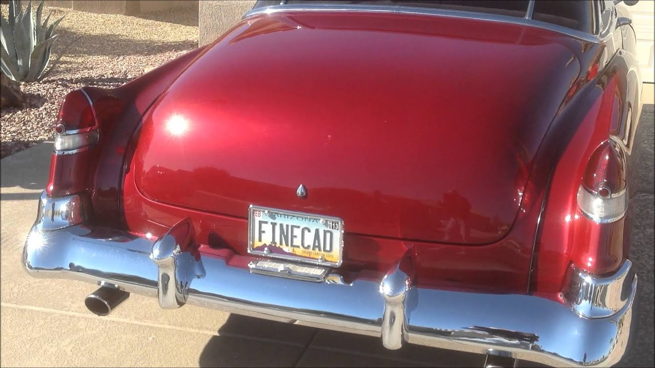 1951 Cadillac Series 62 Club Coupe For Sale Youtube Sedan Deville