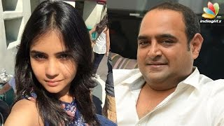 24 movie director Vikram Kumar's engagement to A.R. Rahman's sound engineer Srinithi