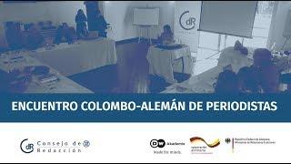 Encuentro Colombo-Alemán de periodistas 2017