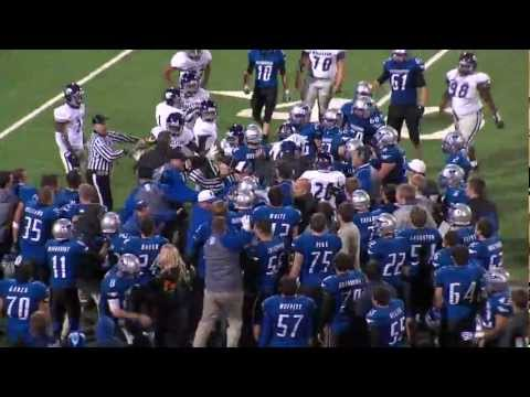 ANGLETON FRIENDSWOOD EPIC PLAYOFF GAME