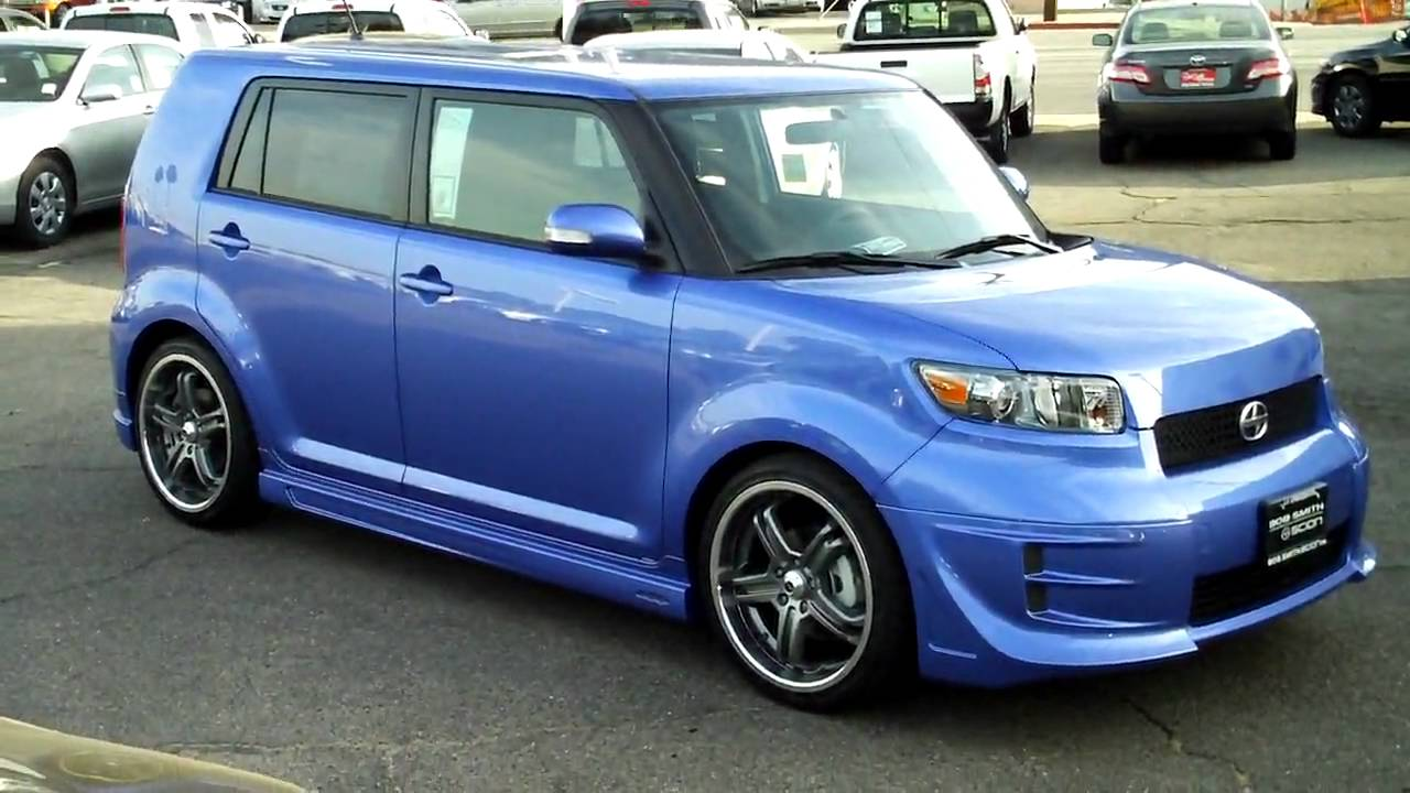 2010 Tokusetsu Scion Xb Release Series 7 0 Bob Smith