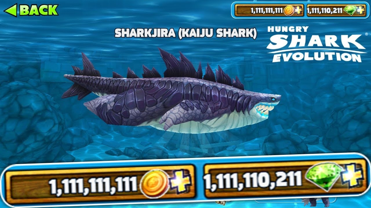 Hungry Shark Evolution MOD APK 6.7.0  #Smartphone #Android