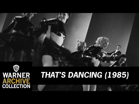 That's Dancing (1985) – Lullaby of Broadway - Gold Diggers of 1935