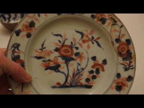 Chat On Chinese Porcelain ( Study and Identification ) Export Ware