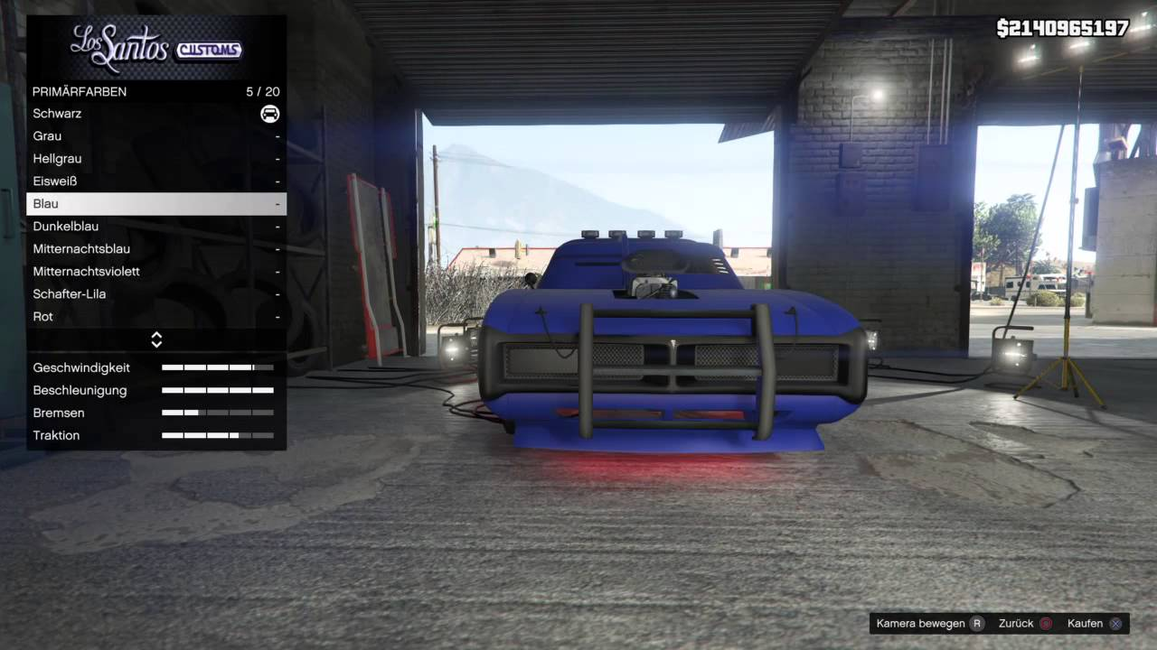 GTA 5 Imponte Duke O'Death Tuning - YouTube