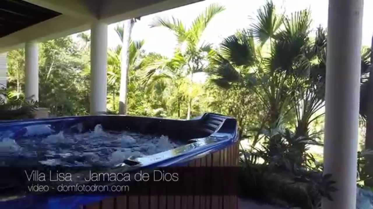 Villa lisa jamaca de dios jarabacoa youtube for Villas en jarabacoa