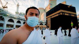 My UMRAH experience in RAMADAN 2021 from MADINA - Umrah Vlog - Masjid Al Haram Makkah Saudi Arabia