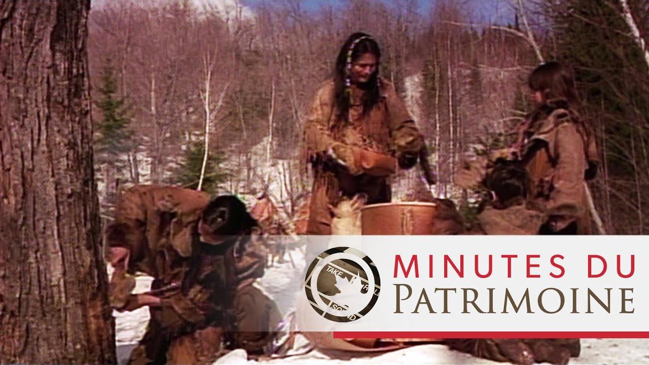 Minutes du patrimoine : Le sirop