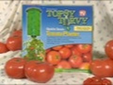 Consumer Reports Tests The Topsy Turvy Tomato Planter Consumer