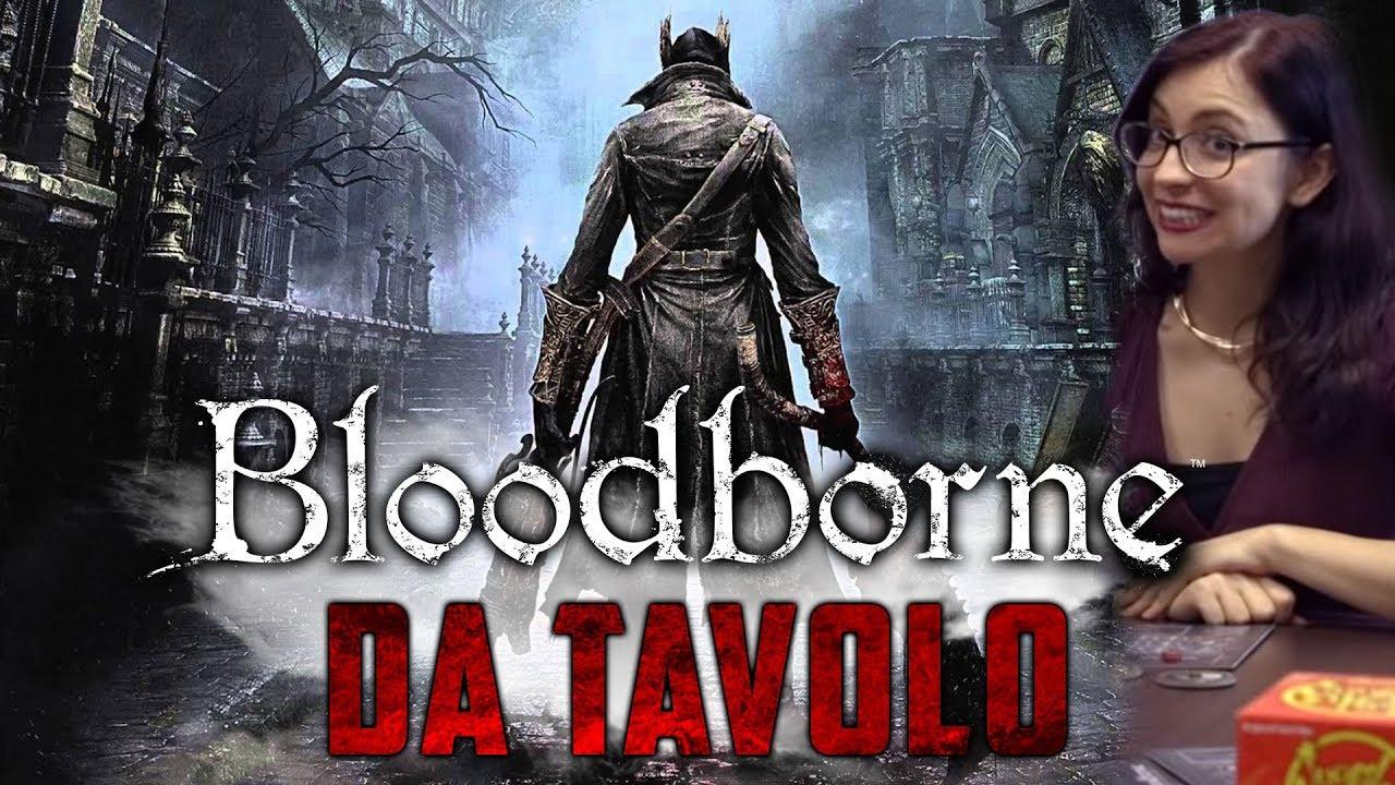 Bloodborne il gioco da tavolo youtube - Partini gioco da tavolo ...