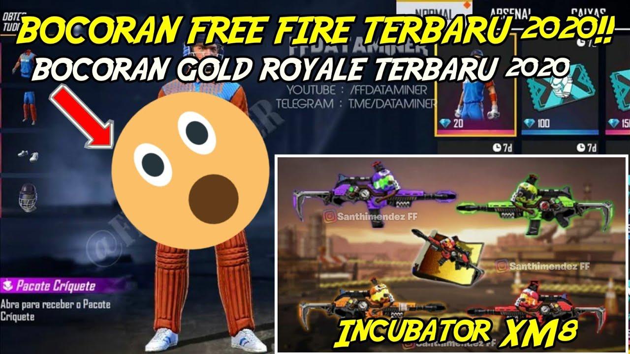 SIAPKAN GOLD KALIAN!! Bocoran Gold Royale Terbaru FF 2020 | KALIAN WAJIB PUNYA!!