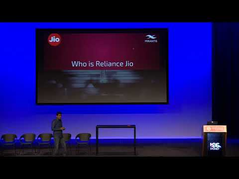 Cloud at scale 10,000 nodes and 100 million users at Reliance Jio