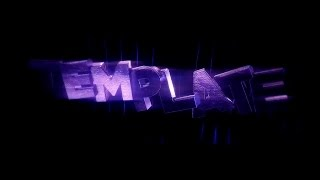 FREE 3D EPIC SYNC INTRO TEMPLATE #37 Cinema 4D , After Effects