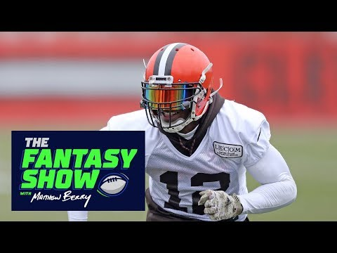 Josh Gordon should be rostered in every fantasy football league | The Fantasy Show | ESPN