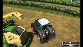 Ensilage sur Wellbrook Map