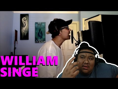 [MUSIC REACTION] William Singe - Lifestyle X Pranoid by Rich Gang & Ty Dolla $ign
