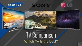 TV Comparison: Sony Z9D Series, Samsung KS9000, and the LG O...