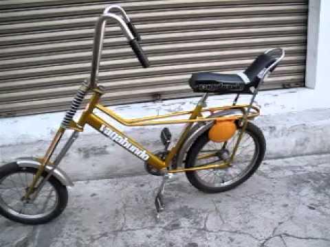 Bicicleta Vagabundo Original Youtube