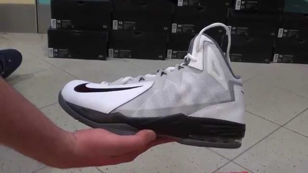 Nike Air Max Stutter Step White - YouTube 55d222dc4