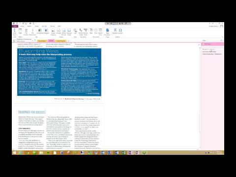 Organize the Chaos with Microsoft OneNote